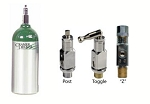 M9 (MC) Medical Oxygen Cylinder with Valve