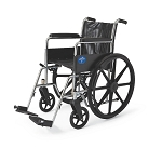 Medline 2000 Excel Wheelchair 100 Series
