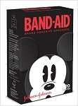 Band-Aid Mickey Adhesive Bandages Assorted, Box/20