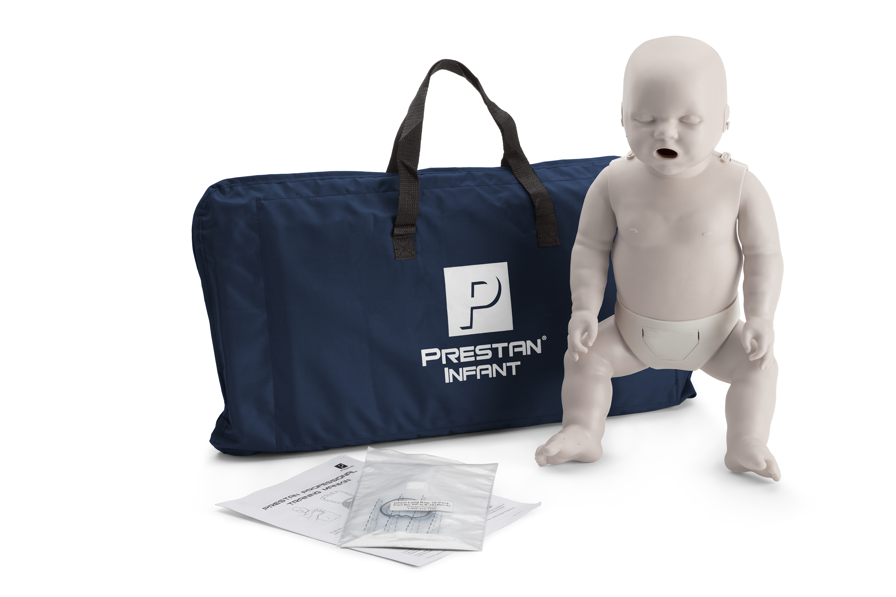 PP-IM-100M Prestan Infant Manikin with monitor