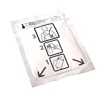 Welch Allyn Adult - Defibrillation Pads (1 pouch / 2 pads)