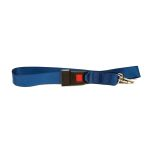 KEMP 2 pc. Spineboard Strap w/Seatbelt Buckle & Metal Ends