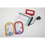 Adult AED QUIK-PAK Training Electrode Set  (Box of 5 pair)