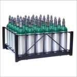 M6 Heavy Duty 30 Cylinder Rack