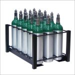 M6 Heavy Duty 15 Cylinder Rack