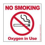 No Smoking Labels 3
