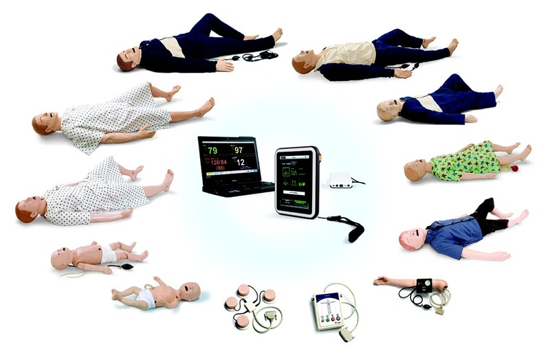 1928fa51254 SimPad Only   200-30150 made by Laerdal Medical Corp.   CPR Savers and  First Aid Supply