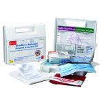 30-Piece Bloodborne Pathogen Kit