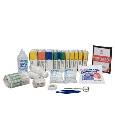 196-Piece Refill for Bulk 50 person Kits (225-U/FAO, 226-U/FAO) |  225-REFILL made by First Aid Only | CPR Savers and First Aid Supply