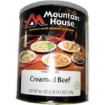Creamed Beef (Can)