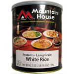 Instant White Rice (Can)
