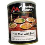 Chili Mac with Beef (Can)