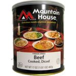 Diced Beef (Can)