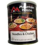 Noodles and Chicken (Can)