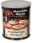 Scrambled Eggs with Bacon (Can)