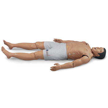STAT Simulator with the Deluxe Advanced Airway Management Head