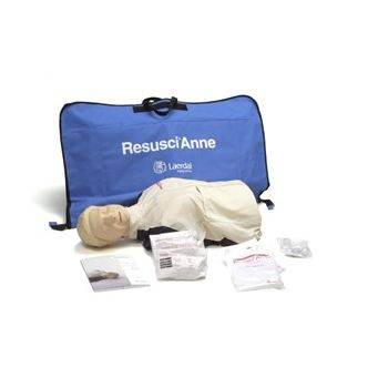 basic resusci anne torso 31000601 made by laerdal medical corp