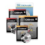 OSHA Compliance Kit - GI/Const Books and CD's & Dictionary