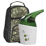 MABIS NebPak UltraSonic Nebulizer (Green or Pink!)