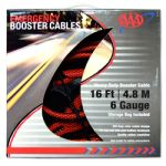 AAA Heavy Duty Booster Cables (16?/6G)