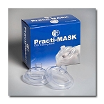 CPR Practi-MASK Adult/Child - 10/Box