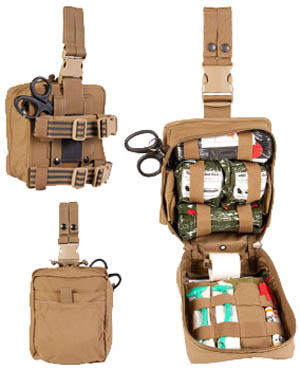 Medic/Leg Rig Kit (CCRK) | 80-0048 made by North American Rescue | CPR  Savers and First Aid Supply