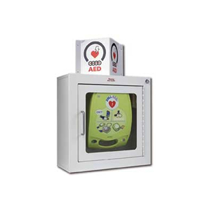 AED Wall Cabinet (Surface Mount) with Alarm