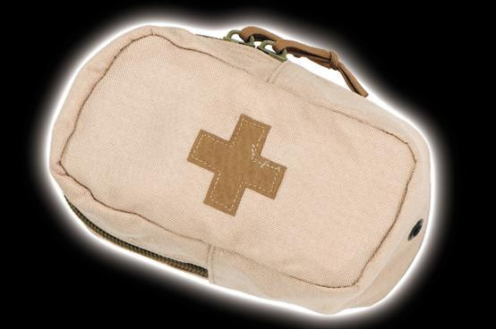 Mojo 110 Individual Medical Kit MOLLE Pouch, Empty Bag