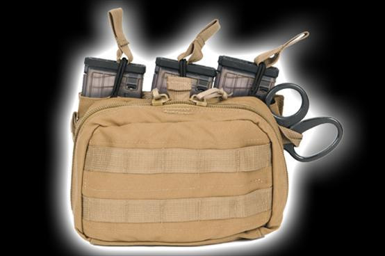 Mojo 432 Urban Patrol medical Kit Chest Rig, Stocked