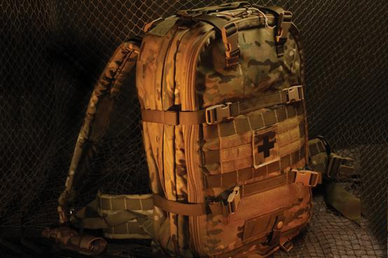 Tactical Trauma Kits