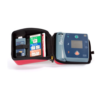 Philips HeartStart FR2+ AED (Refurbished)   861459 made by Philips   CPR  Savers and First Aid Supply