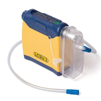 Laerdal Compact Suction Unit 3 (300ml) - Discontinued