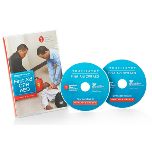 Heartsaver AED - DVD 2010 AHA Guidelines