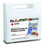Family First Aid Kit - Hard Case (Spanish)