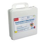 Contractor's Kit - 237-Piece (50 person, Plastic Case with Gasket)