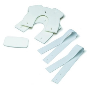 SpeedBlocks Strap & Pad Replacement Set / 5 Sets