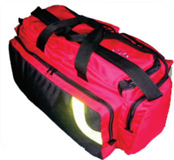 Deluxe O2 Trauma Bag Only Cprs B3312 Made By Medsource International Cpr Savers And First Aid Supply