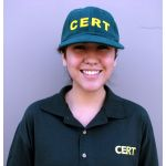 CERT Embroidered Logo Polo Shirt