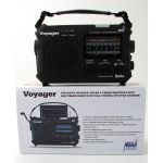 The Voyager - Solar AM-FM Weather Band