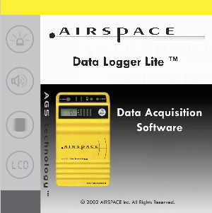 Airspace - Data Logger Lite