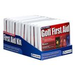 Golf First Aid Kit - 18-Piece (Mini Plastic Case) - 12 per Tray