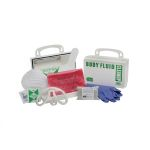 Body Fluid - 10-Piece Kit (Poly White or Metal)