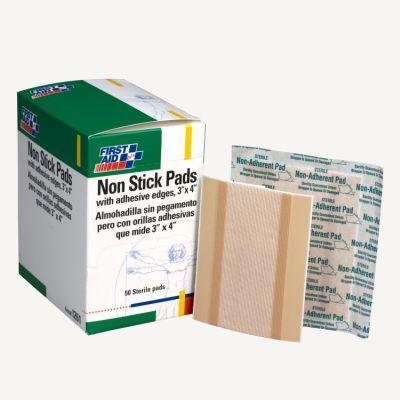 Non Stick Pad With Adhesive Edges 3 Quot X 4 Quot 50 Per