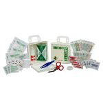 Safety Award Kit - 6-Piece (Poly White)
