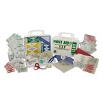 ANSI XXV Deluxe - 16-Piece (25 Person) Kit (Poly White)