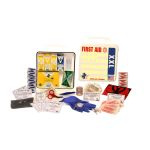 ANSI XXL Deluxe - 24-Piece (50 Person) Kit (Poly White)