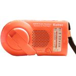 Dynamo Radio KA006, AM/FM/Flashlight Radio