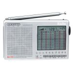 Dual W/AM/FM Conversion Digital Entry shortwave Radio with SSB