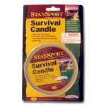 The Survival Candle- Burns ~36 Hrs