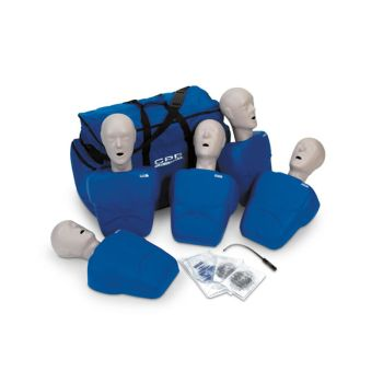 e9d3438b7bf TPAK100 CPR Prompt Adult/Child Manikin 5 Pack (Tan or Blue ...